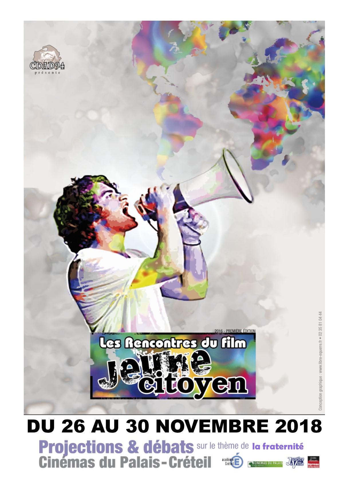 Rencontre droit justice et cinema 2018
